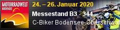MOTORRADWELT BODENSEE 2020 @ Messe Friedrichshafen | Friedrichshafen | Baden-Württemberg | Deutschland